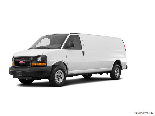 2017 GMC Savana Cargo Van Vehicle Photo in Macedon, NY 14502