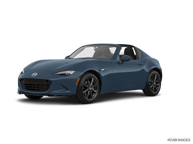 2017 Mazda MX-5 Miata RF Vehicle Photo in Chapel Hill, NC 27514