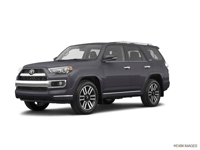 2017 Toyota 4Runner Vehicle Photo in Anchorage, AK 99515