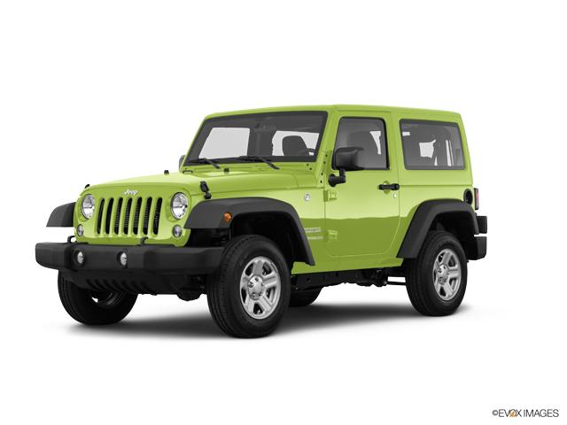 2017 Jeep Wrangler Vehicle Photo in Akron, OH 44320