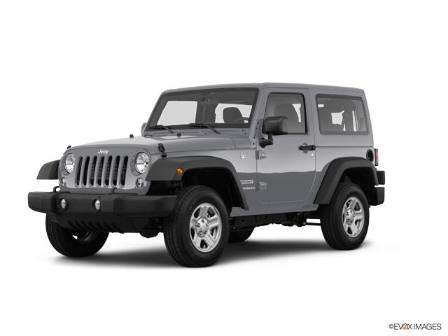2017 Jeep Wrangler Vehicle Photo in Allentown, PA 18103