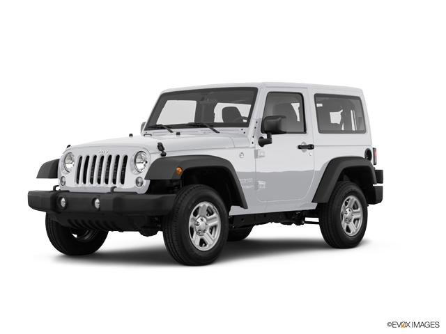 2017 Jeep Wrangler Vehicle Photo in San Angelo, TX 76903