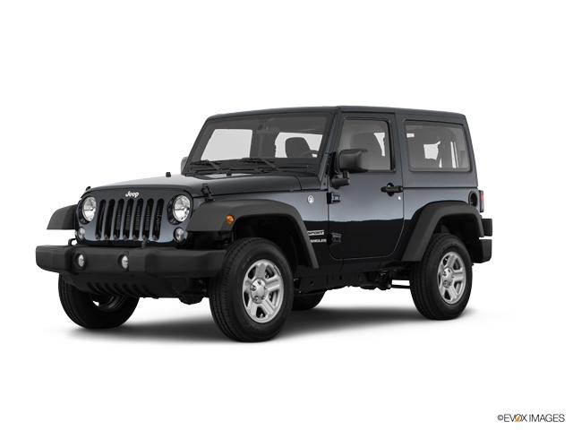 2017 Jeep Wrangler Vehicle Photo in Concord, NC 28027