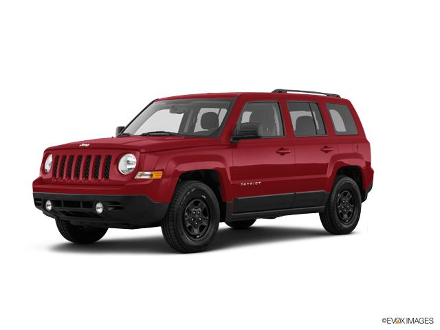 2017 Jeep Patriot Vehicle Photo in Lincoln, NE 68521
