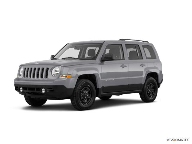 2017 Jeep Patriot Vehicle Photo in Spokane, WA 99207