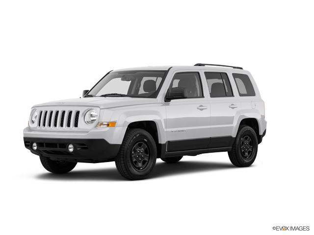 2017 Jeep Patriot Vehicle Photo In Statesville Nc 28677