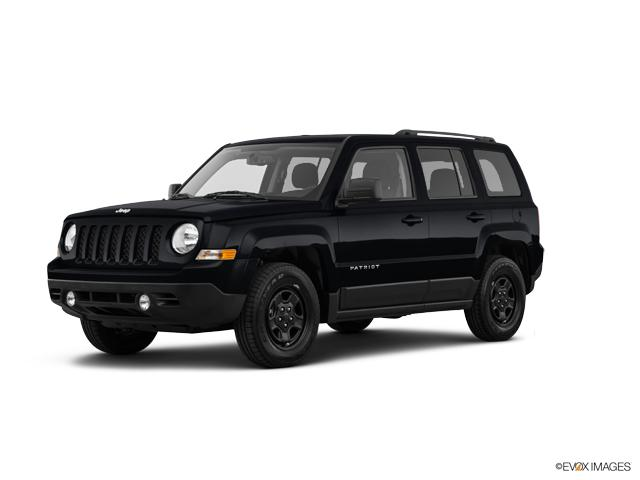2017 Jeep Patriot Vehicle Photo in Brodhead, WI 53520