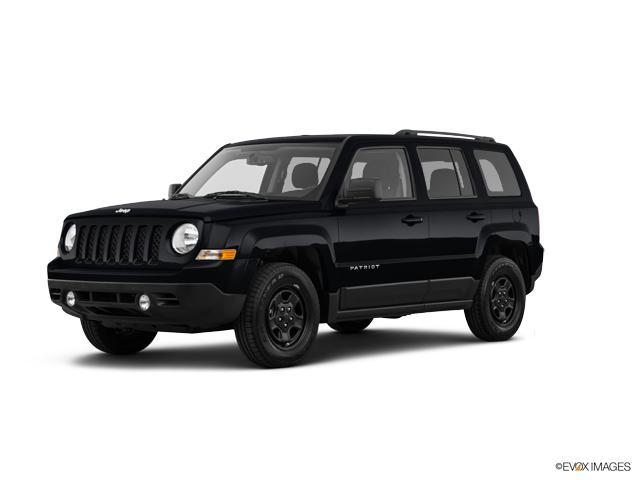 2017 Jeep Patriot Vehicle Photo in San Angelo, TX 76903