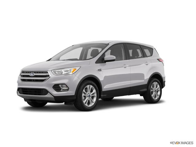 2017 Ford Escape Vehicle Photo in Athens, GA 30606