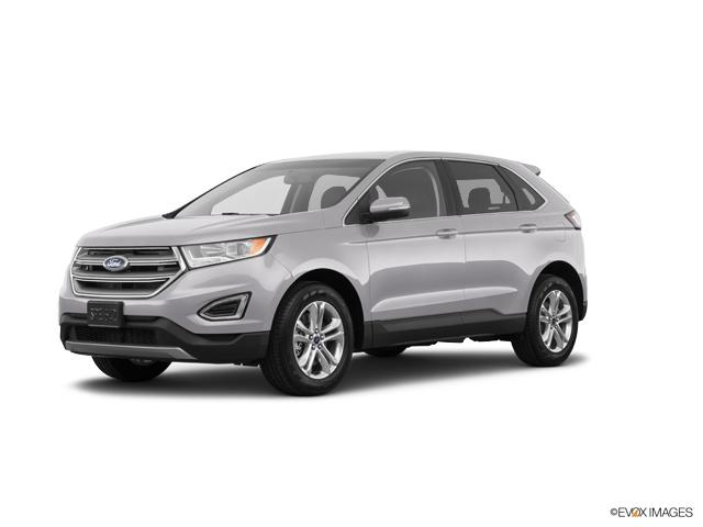 Jim Glover Tulsa >> Tulsa Ingot Silver Metallic 2017 Ford Edge Used for Sale