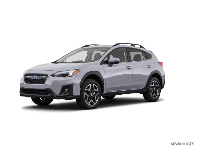 Used 2018 Subaru Crosstrek Ice Silver Metallic Suv For