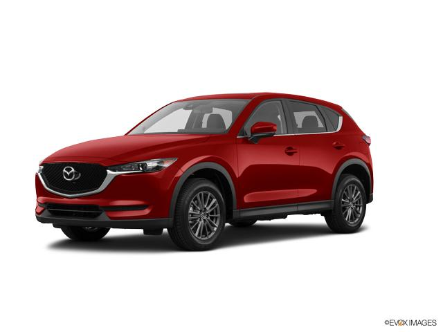 2017 Mazda CX-5 Vehicle Photo in Joliet, IL 60435
