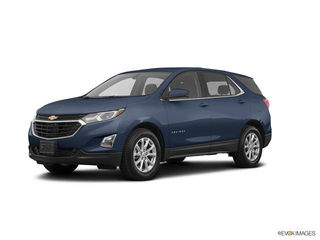 2018 Chevrolet Equinox Vehicle Photo in Vincennes, IN 47591