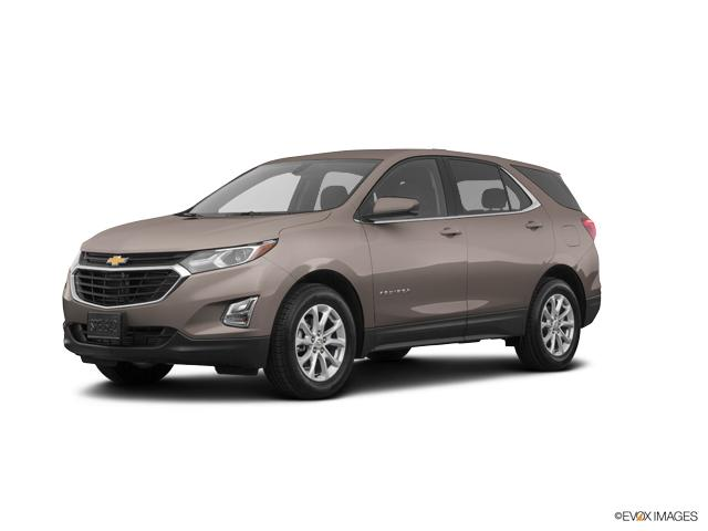 2018 Chevrolet Equinox Vehicle Photo in Minocqua, WI 54548
