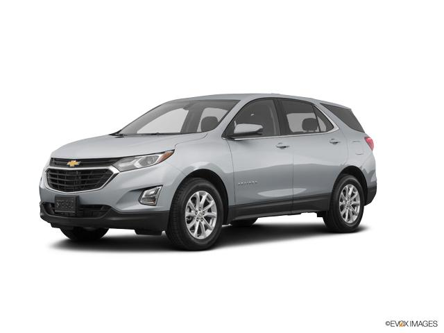 2018 Chevrolet Equinox Vehicle Photo in Novato, CA 94945