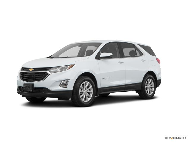 2018 Chevrolet Equinox Vehicle Photo in Baraboo, WI 53913
