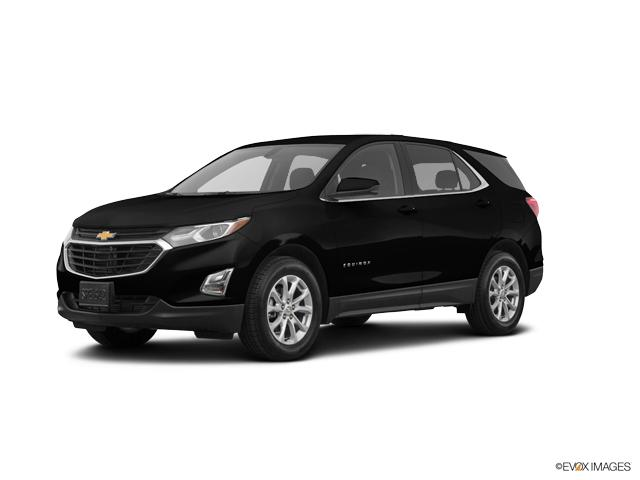 2018 Chevrolet Equinox Vehicle Photo in Las Vegas, NV 89104
