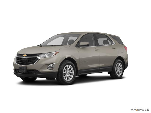 2018 Chevrolet Equinox Vehicle Photo in Clinton, MI 49236