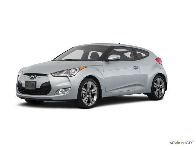 2017 Hyundai Veloster Vehicle Photo in El Paso, TX 79936
