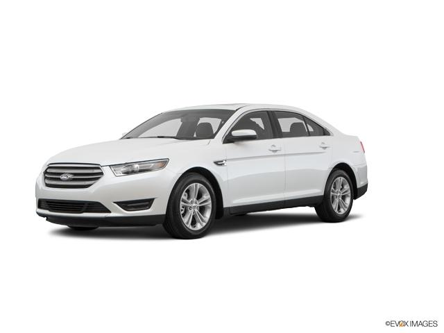 2017 Ford Taurus Vehicle Photo in Odessa, TX 79762