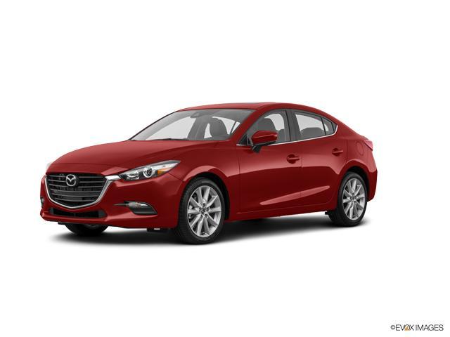 2017 Mazda Mazda3 4-Door Vehicle Photo in Enid, OK 73703
