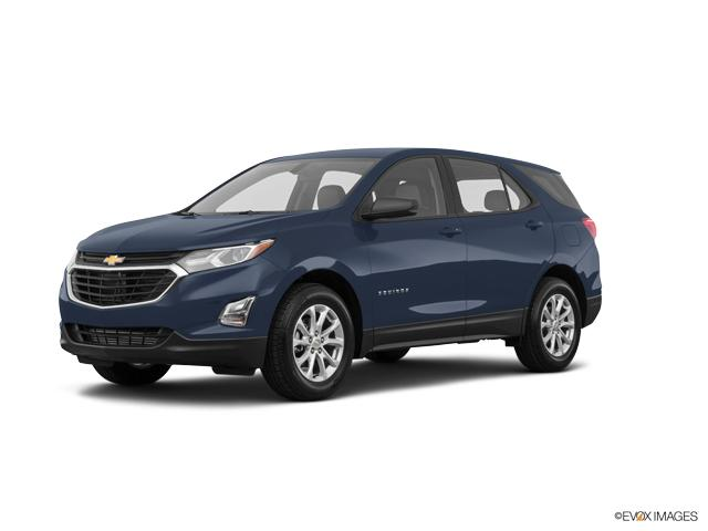 2018 Chevrolet Equinox Vehicle Photo in Redding, CA 96002