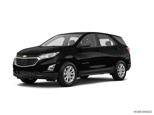 2018 Chevrolet Equinox Vehicle Photo in Elgin, TX 78621