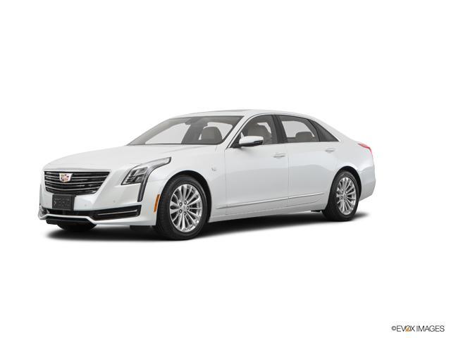 2018 Cadillac CT6 Sedan Vehicle Photo in Atlanta, GA 30350
