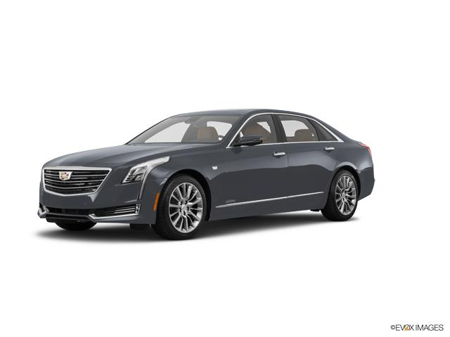 2018 Cadillac CT6 Vehicle Photo in Madison, WI 53713