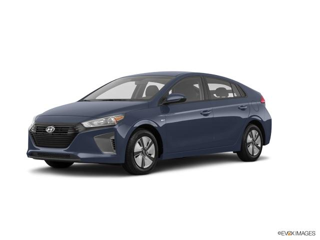 2017 Hyundai IONIQ Hybrid Vehicle Photo in Bowie, MD 20716