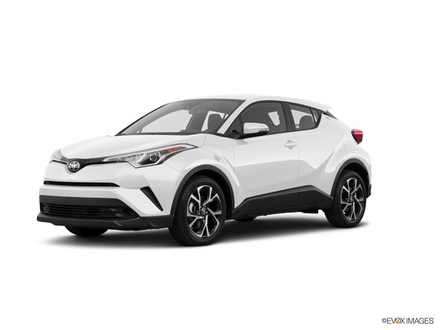 2018 Toyota C-HR Vehicle Photo in Frederick, MD 21704