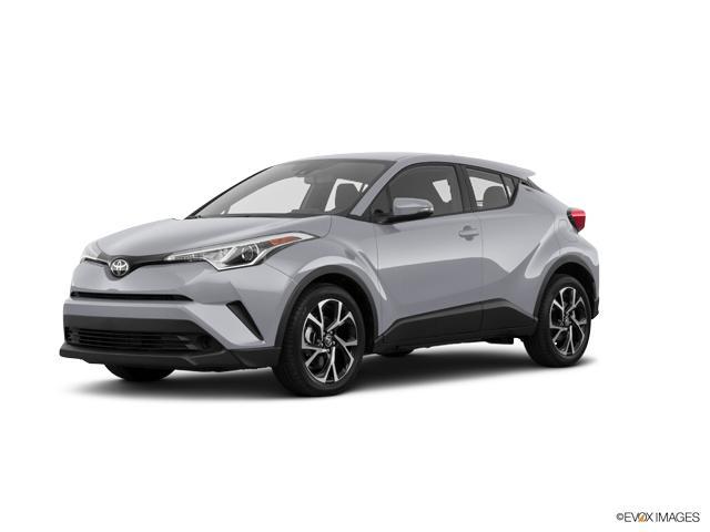 2018 Toyota C-HR Vehicle Photo in Monroe, NC 28110