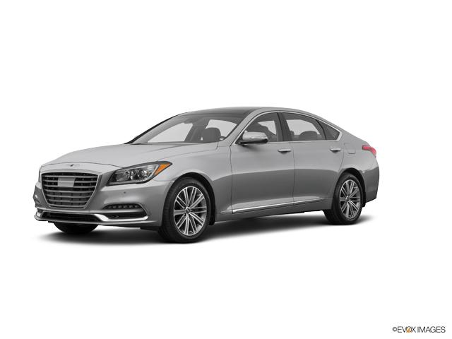 2018 Genesis G80 Vehicle Photo in Odessa, TX 79762
