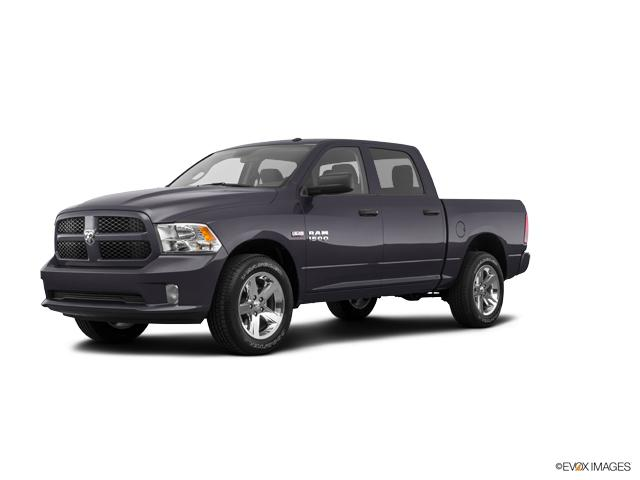 2017 Ram 1500 Vehicle Photo in Mission, TX 78572