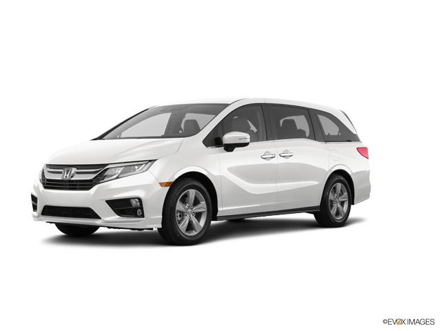 2018 Honda Odyssey Vehicle Photo in Ventura, CA 93003