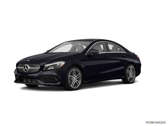 2018 Mercedes-Benz CLA Vehicle Photo in Tucson, AZ 85705