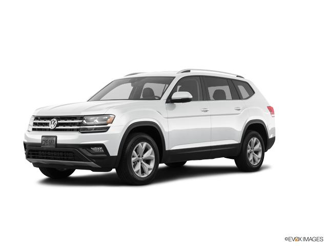 2018 Volkswagen Atlas Vehicle Photo in Pleasanton, CA 94588