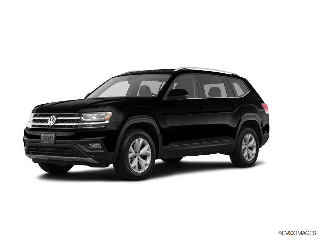2018 Volkswagen Atlas Vehicle Photo in San Diego, CA 92111