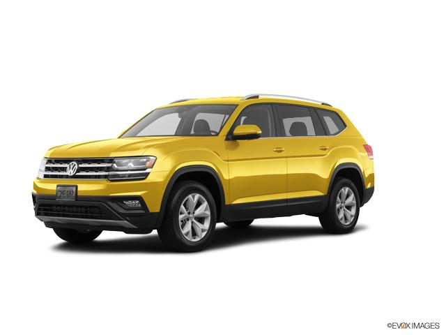 Kurkuma Yellow Metallic 2018 Volkswagen Atlas For Sale At