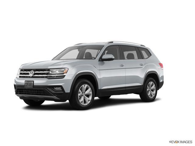 2018 Volkswagen Atlas Vehicle Photo in Janesville, WI 53545