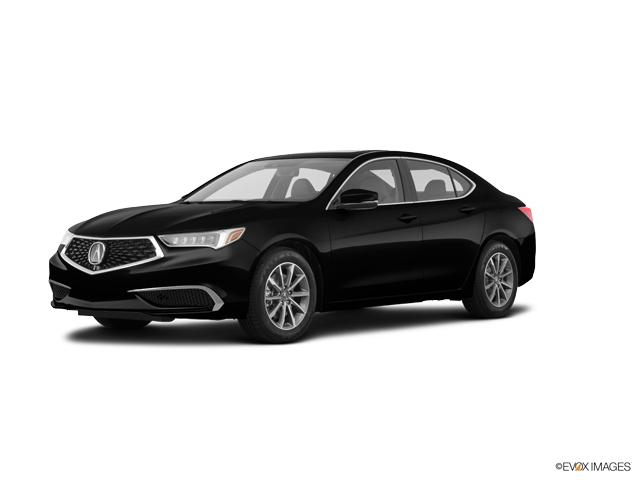 Used Car Crystal Black Pearl Acura TLX WTechnology Pkg For - Used acura tlx 2018
