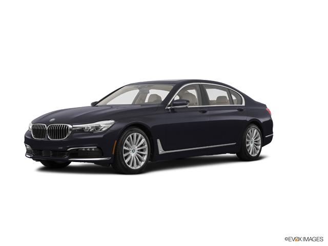 New 2018 Bmw 740i Magellan Gray Metallic Car For Sale