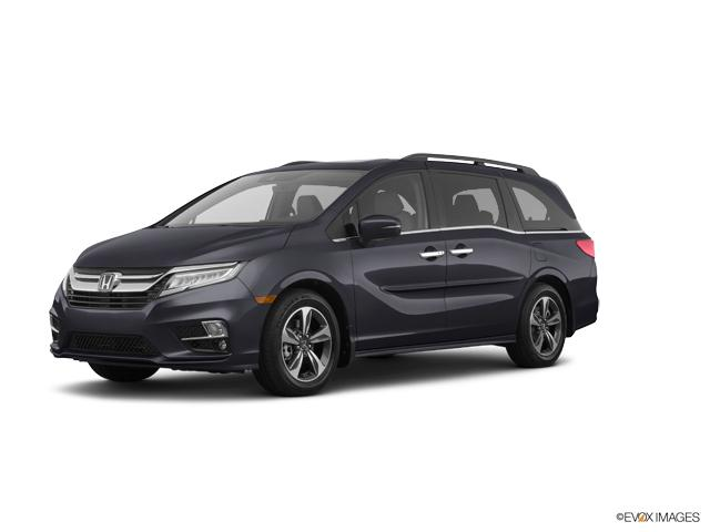 2018 Honda Odyssey Vehicle Photo in Manassas, VA 20109