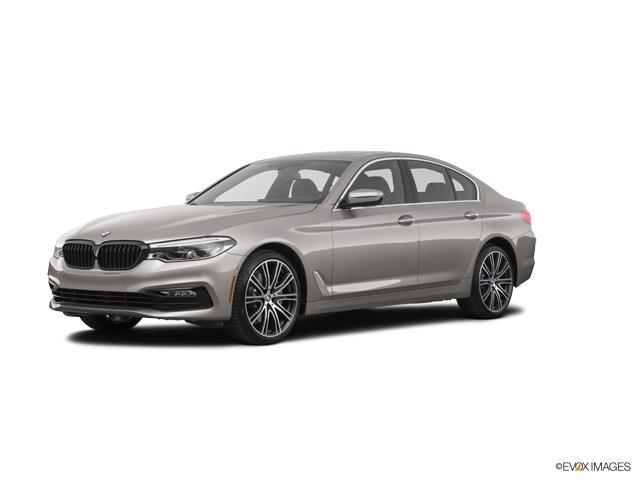 2018 BMW 540i Vehicle Photo in Charlotte, NC 28227