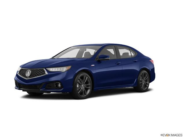 2018 Acura TLX Vehicle Photo in Rock Hill, SC 29731