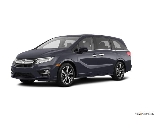 2018 Honda Odyssey Vehicle Photo in Enid, OK 73703