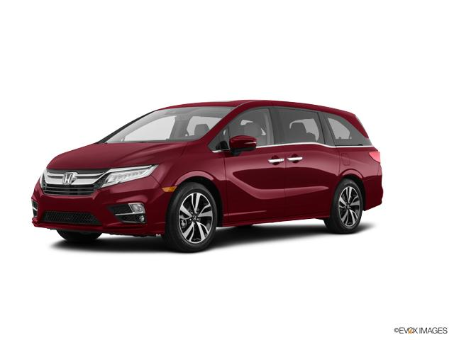 2018 Honda Odyssey Vehicle Photo in Owensboro, KY 42303