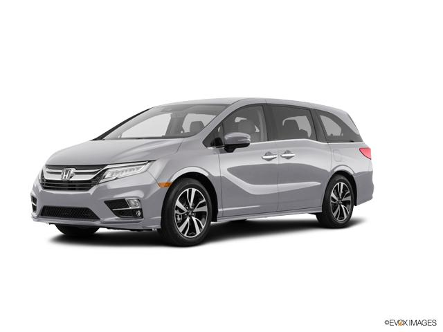 2018 Honda Odyssey Vehicle Photo in Honolulu, HI 96819
