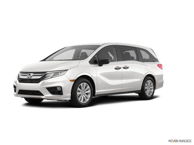 2018 Honda Odyssey Vehicle Photo in Williamsville, NY 14221