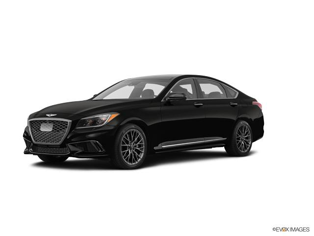 2018 Genesis G80 Vehicle Photo in Colorado Springs, CO 80920